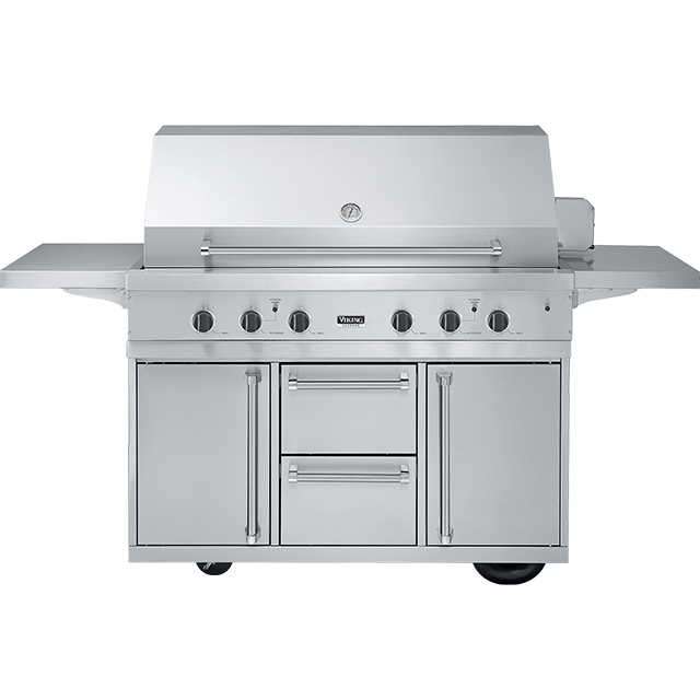 Outdoor Cooking Outdoor Appliances Appliance Financing - Viking smoker